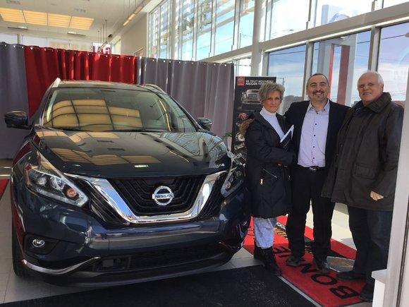 Nissan Morano SL 2018