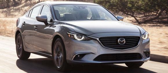 Mazda6 2016 – Une mise à jour pour rester dans la course