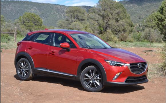 Mazda CX-3 2016, la prochaine vedette!