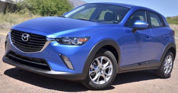 Mazda CX-3 2016 : petit joueur, grosse affaire