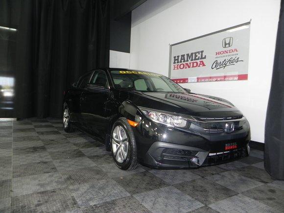 Honda Civic LX Automatique 2016