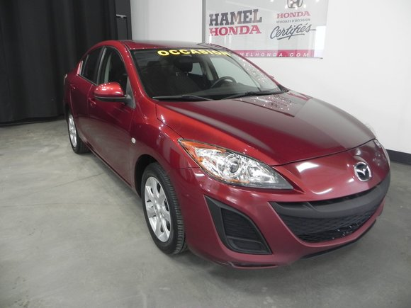 Mazda 3 GS Automatique 2010