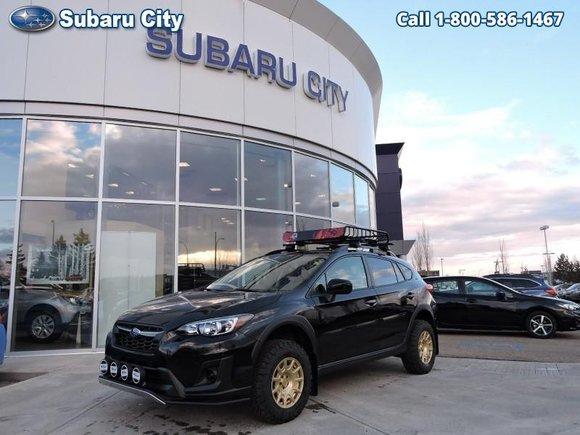 2019 Subaru Crosstrek Convenience Manual  LP Aventure Off-Road Package