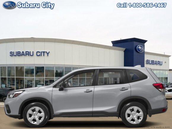 2019 Subaru Forester CVT