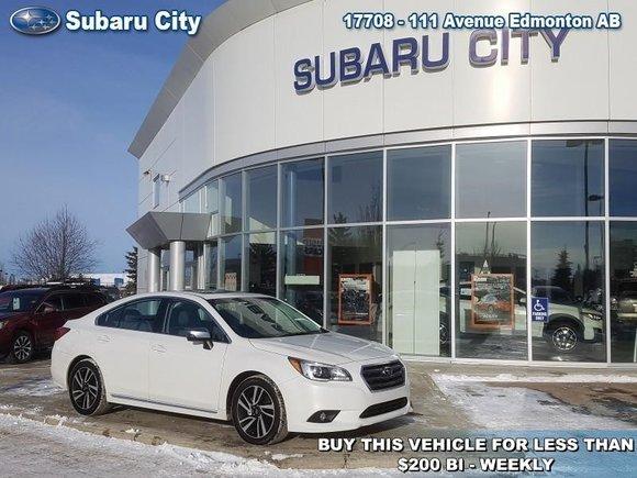 2017 Subaru Legacy 2.5i Sport w/Tech Pkg