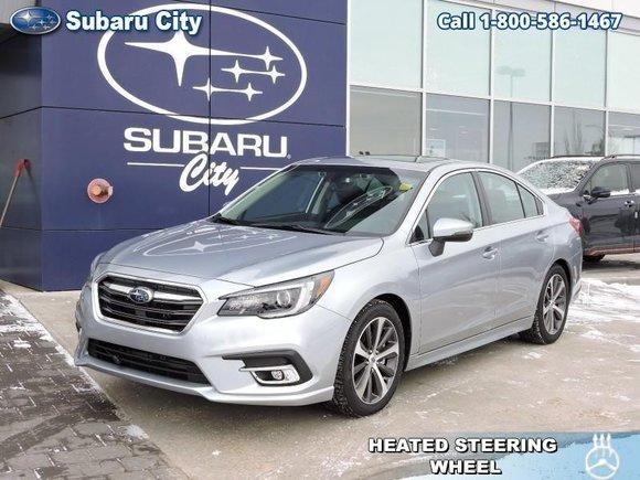 2019 Subaru Legacy 4dr Sdn 3.6R Limited Eyesight CVT