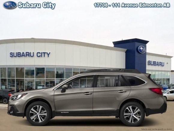 2018 Subaru Outback 3.6R Limited w/Eyesight