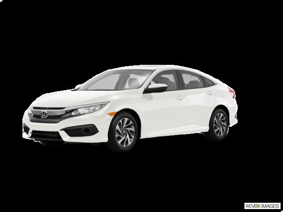2018 Honda CIVIC SDN EX EX