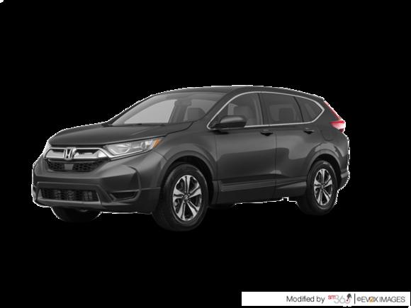 2018 Honda CR-V LX 2WD LX