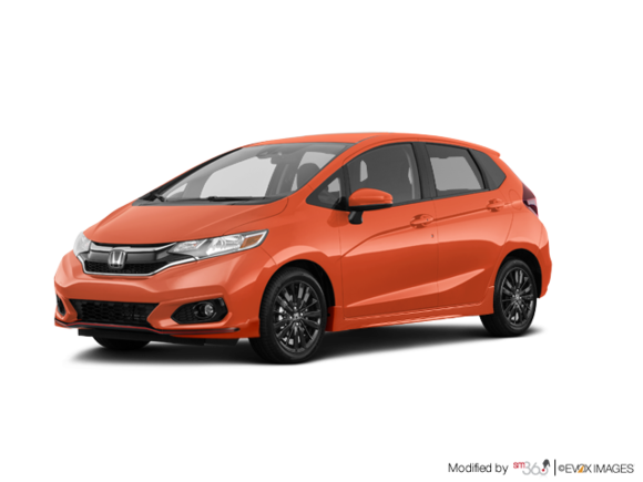 2018 Honda Fit sport SPORT