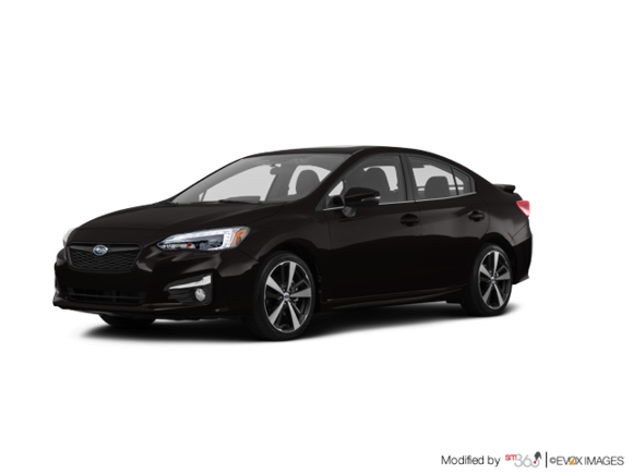 2018 Subaru Impreza 4-dr Sport-Tech