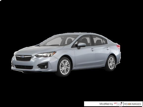 2018 Subaru Impreza 4-dr Touring AT