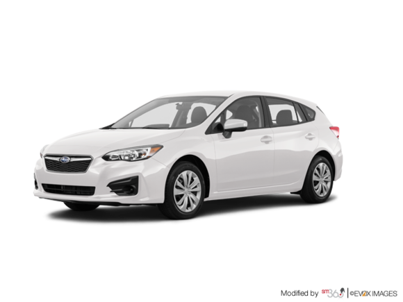 2018 Subaru Impreza 5-dr Convenience AT