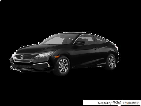 2019 Honda CIVIC CPE LX LX