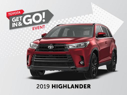 New Toyota Highlander Deals in Montreal