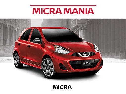 New Nissan Micra Deals in Montreal