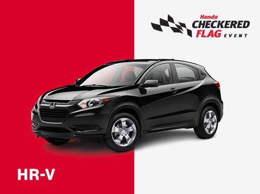 New Honda HR-V Deals in Montreal