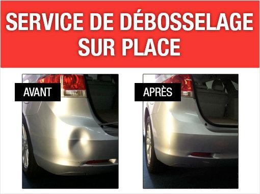 Service de débosselage - Estimation gratuite - Spinelli Honda Montréal