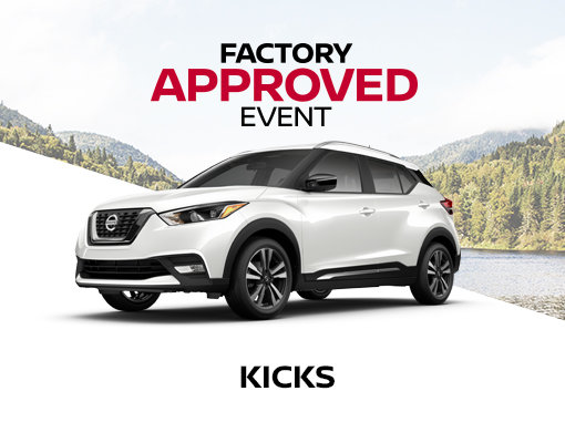 Nissan Kicks Deals In Montreal Spinelli Nissan Promotion In Pointe