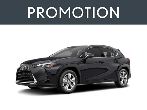 Promotion Lexus UX neuf à Montréal