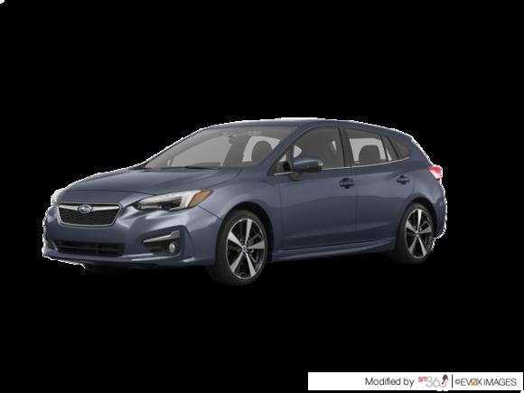 2017 Subaru Impreza 5-door 2.0i SPORT-TECH