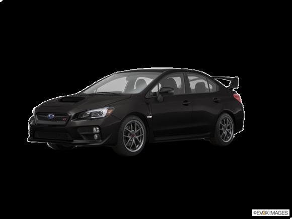 Subaru City | 2017 Subaru WRX STI SPORT-TECH for sale in Edmonton
