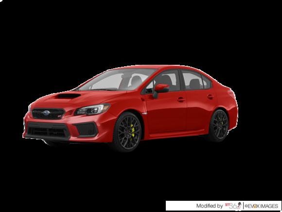 Subaru Oil Consumption >> Subaru City | 2019 Subaru WRX STI STI Sport-tech with Lip ...