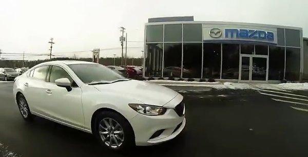 The 2014 Mazda6