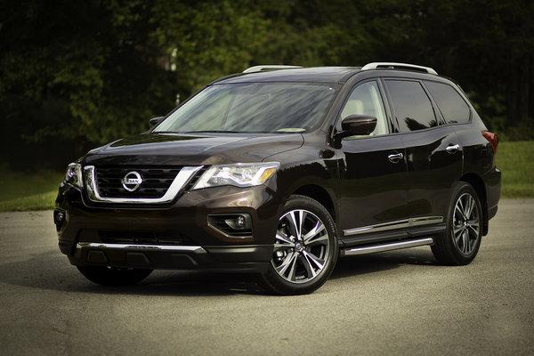 La robustesse à bon prix avec le Nissan Pathfinder 2019