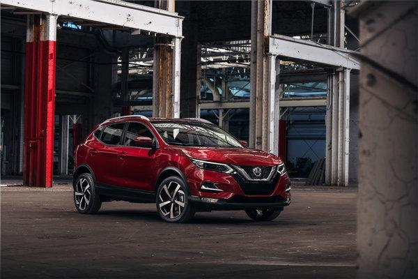 Le Nissan Qashqai 2020 reçoit une foule d'améliorations
