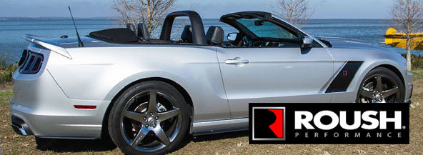 Cabot Ford Lincoln : Your Roush Authorized Dealer