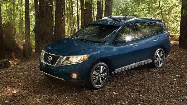 2015 Nissan Pathfinder: Refined Family-Hauler