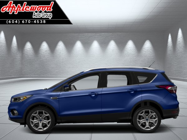 2017 Ford Escape Titanium  - Leather Seats -  Bluetooth - $227.05 B/W