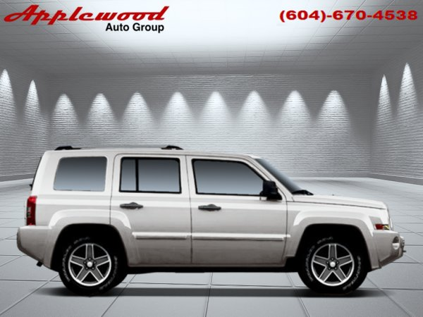 2008 Jeep Patriot Limited  - Low Mileage