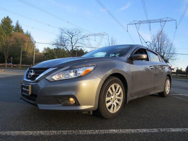 2016 Nissan Altima 2.5  - Bluetooth - Low Mileage