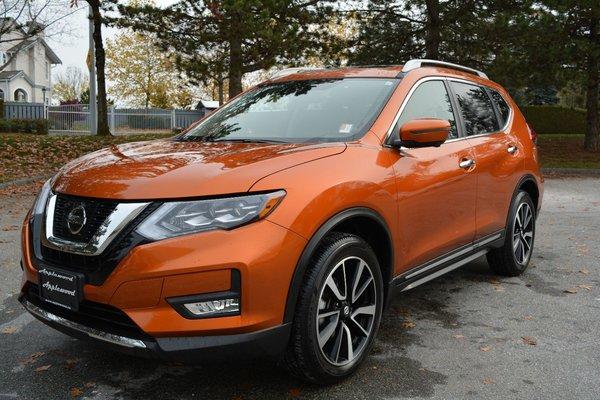 2017 Nissan Rogue SL AWD Reserve