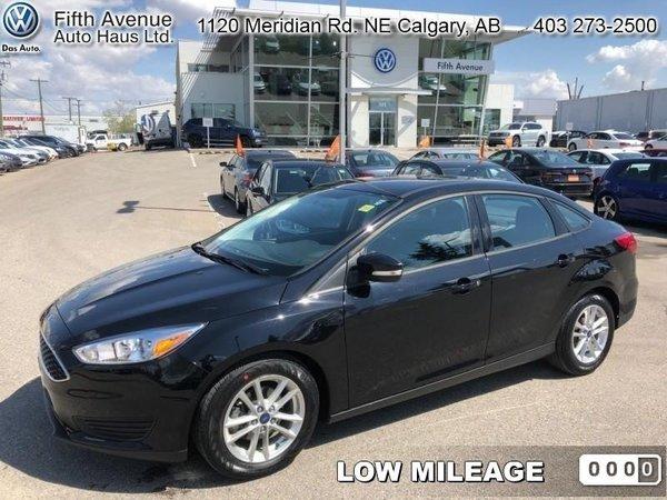 2016 Ford Focus SE  - $106 B/W - Low Mileage