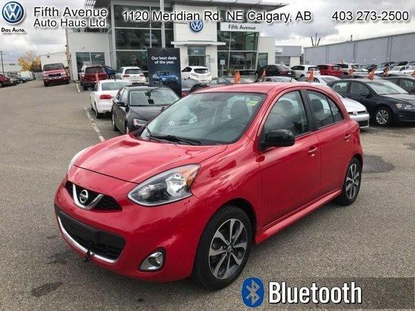 2015 Nissan Micra SR  - Bluetooth - $75.07 B/W
