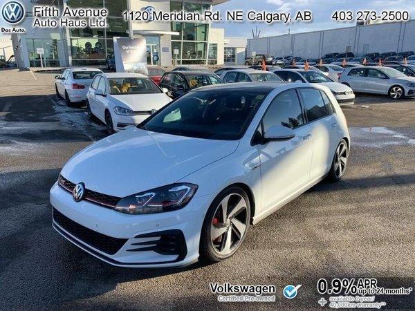 2018 Volkswagen Golf GTI Autobahn  - Certified - $209.80 B/W