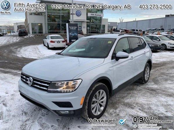 2018 Volkswagen Tiguan 2.0T S  - Certified - $172.25 B/W
