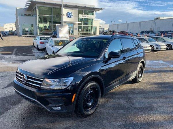 2018 Volkswagen Tiguan Trendline  - Certified - $183.62 B/W