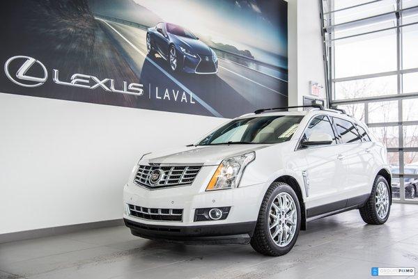 2015 Cadillac SRX Mags 20¨-AWD-Navigation-Toit Pano-