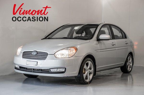 Hyundai Accent GLS A/C TOIT MAGS SIEGE CHAUFFANTS 2010