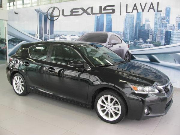 Lexus CT 200h PREMIUM- TOIT OUVRANT - CAMERA 2012