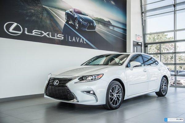 2016 Lexus ES 350 Navigation taux à compté de 1.9%
