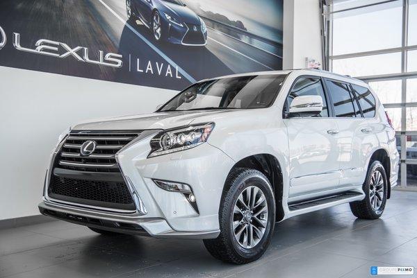 2018 Lexus GX 460 TECHNO / Taux à compter de 1.9%