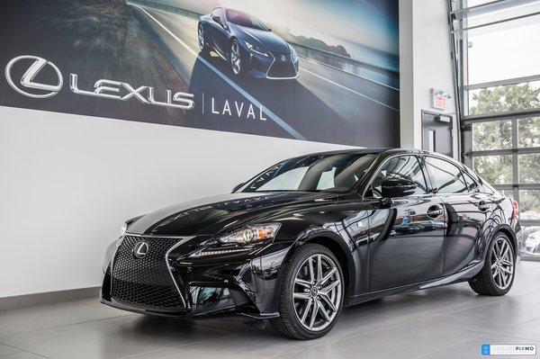 Lexus IS 300 F-SPORT 3/Navigation/Cruise lazer 2016