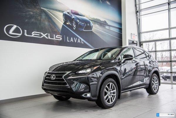 2016 Lexus NX 200t AWD-Toit ouvrant-Caméra de recul