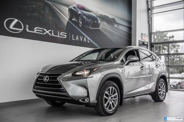 Lexus NX 200t AWD **TOIT**CAMERA**SEUL 23370 KMS** 2016