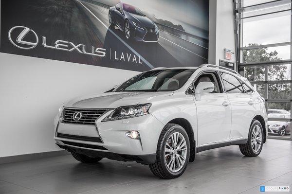 2013 Lexus RX 350 Navigation- Garantie 2 ans kms illimité *
